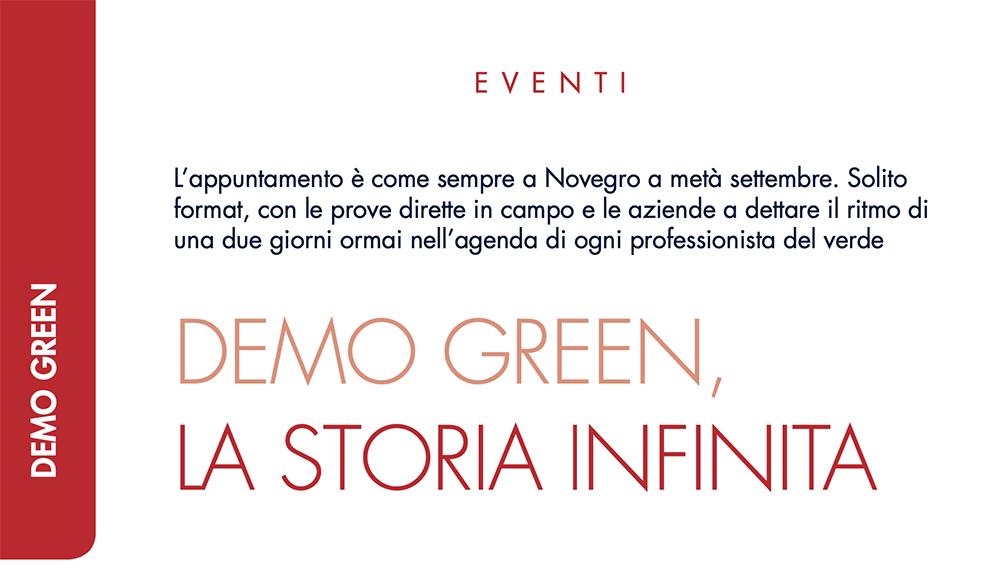 Demogreen – La Storia Infinita